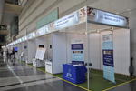 Society booths at KCR 2013