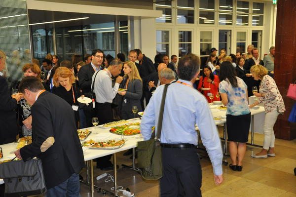 ICIS Welcome reception